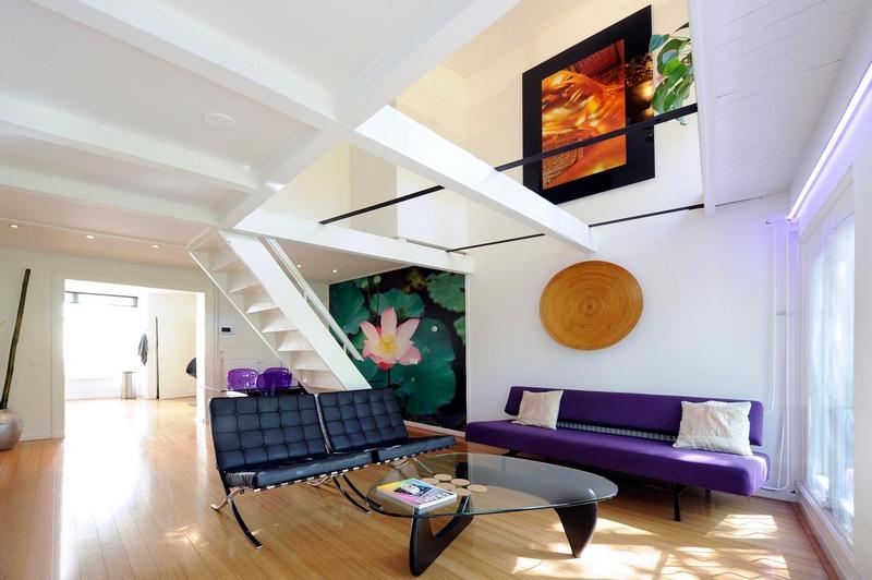 Amsterdam boutique apartments luxe hotelsuites hotelsuites for Amsterdam appartamenti centro